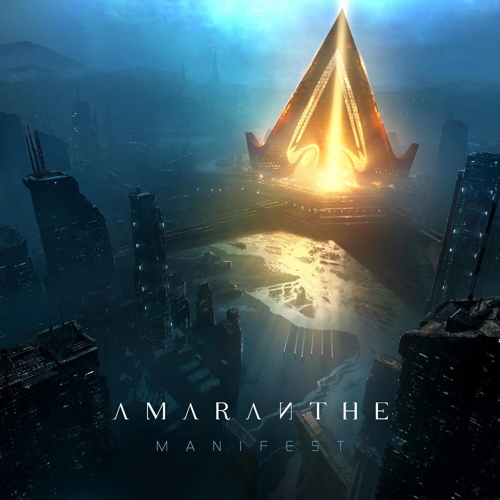 Amaranthe - Manifest [Limited Edition Cyan LP]