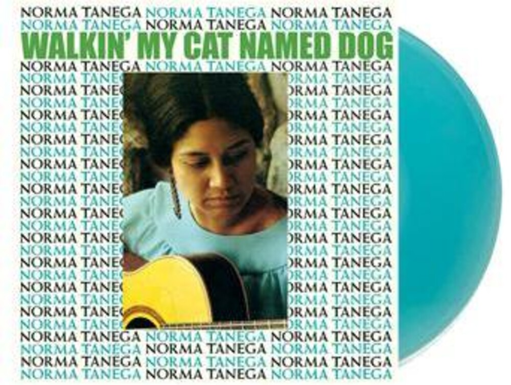 Norma Tanega - Walkin My Cat Named Dog (Blue) (Colv) (Ltd)