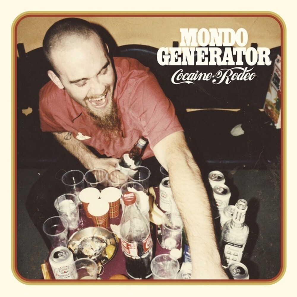 Mondo Generator - Cocaine Rodeo [Colored Vinyl]
