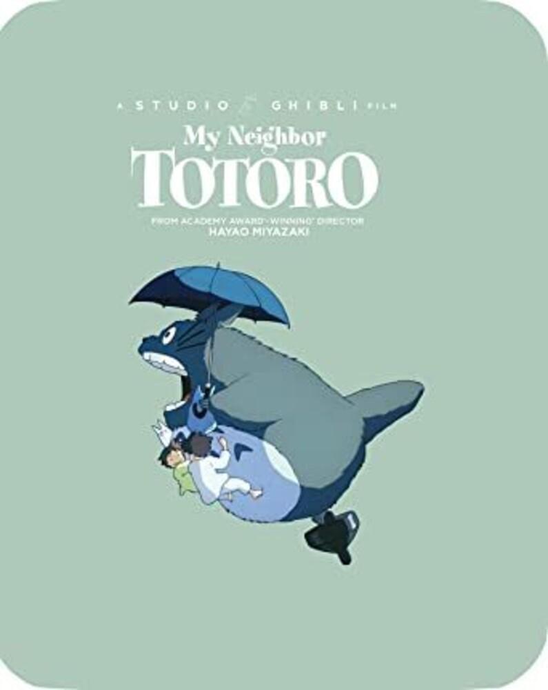 Hayao Miyazaki - My Neighbor Totoro (2pc) (W/Dvd) / (Ltd Stbk 2pk)