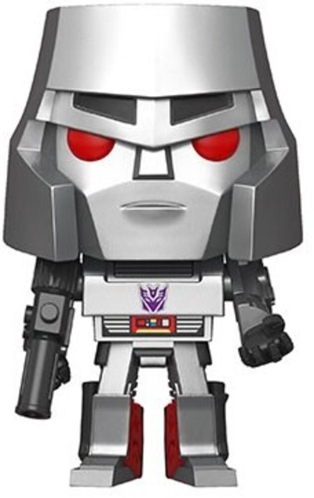 Funko Pop! Vinyl: - FUNKO POP! VINYL: Transformers- Megatron