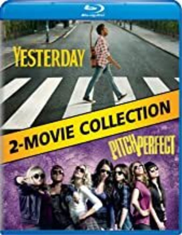 Yesterday / Pitch Perfect - Yesterday / Pitch Perfect (2pc)