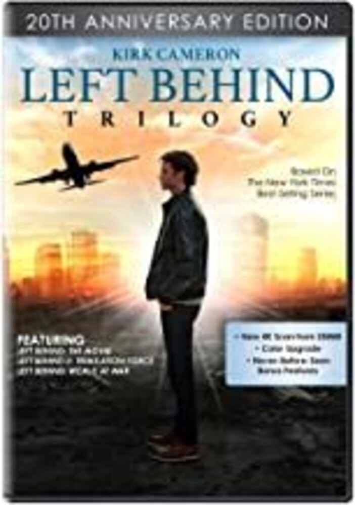 - Left Behind Trilogy (2pc) / (Aniv 2pk Ac3 Dol Sub)