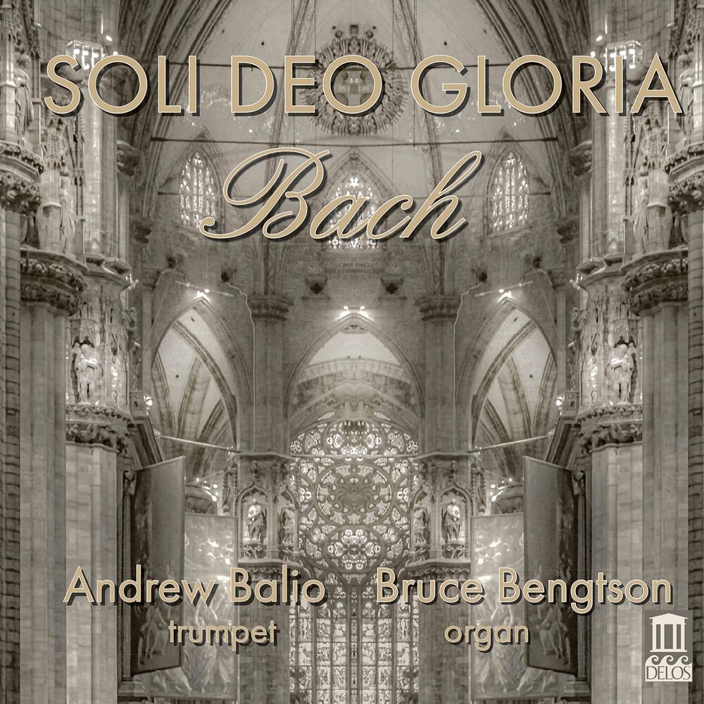 Reisen / Balio / Bengtson - Soli Deo Gloria (2pk)