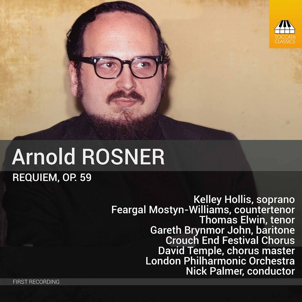 Rosner / London Philharmonic Orch / Palmer - Requiem 59