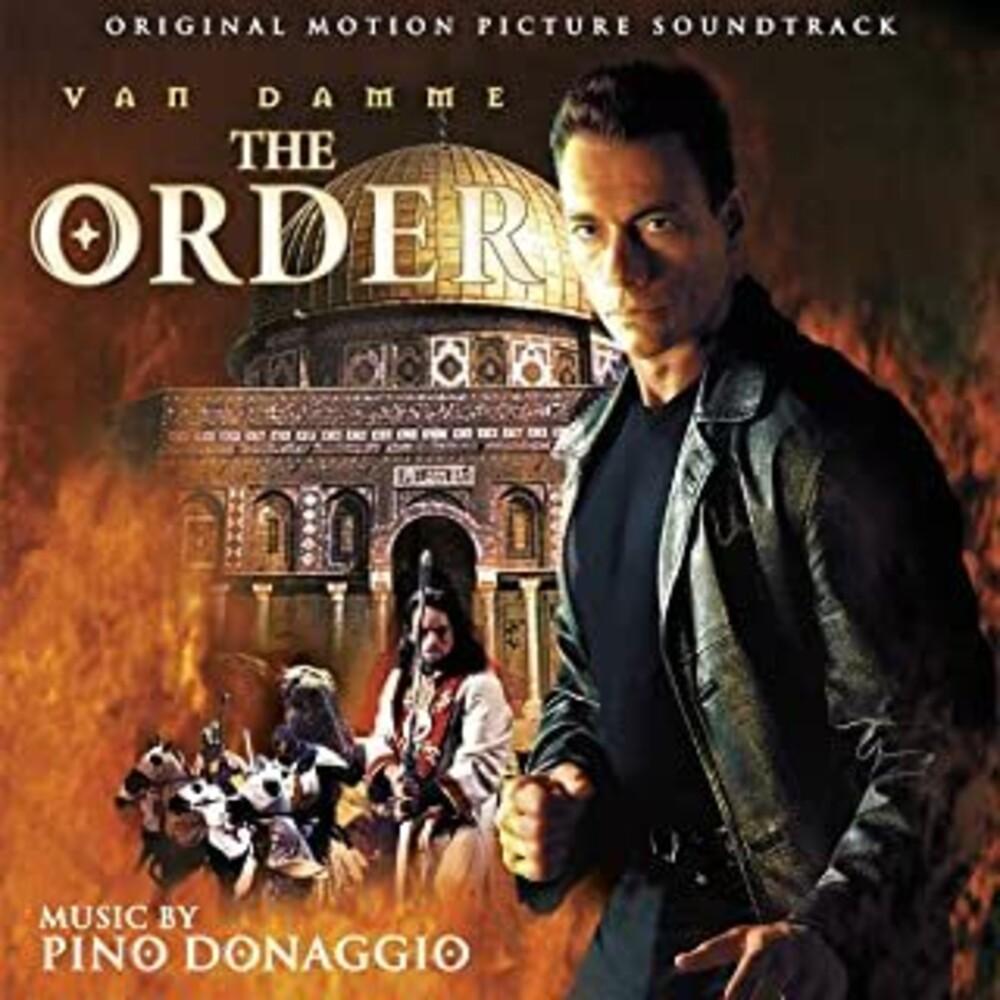 Pino Donaggio Ltd Ita - Order (Original Soundtrack) [Limited]