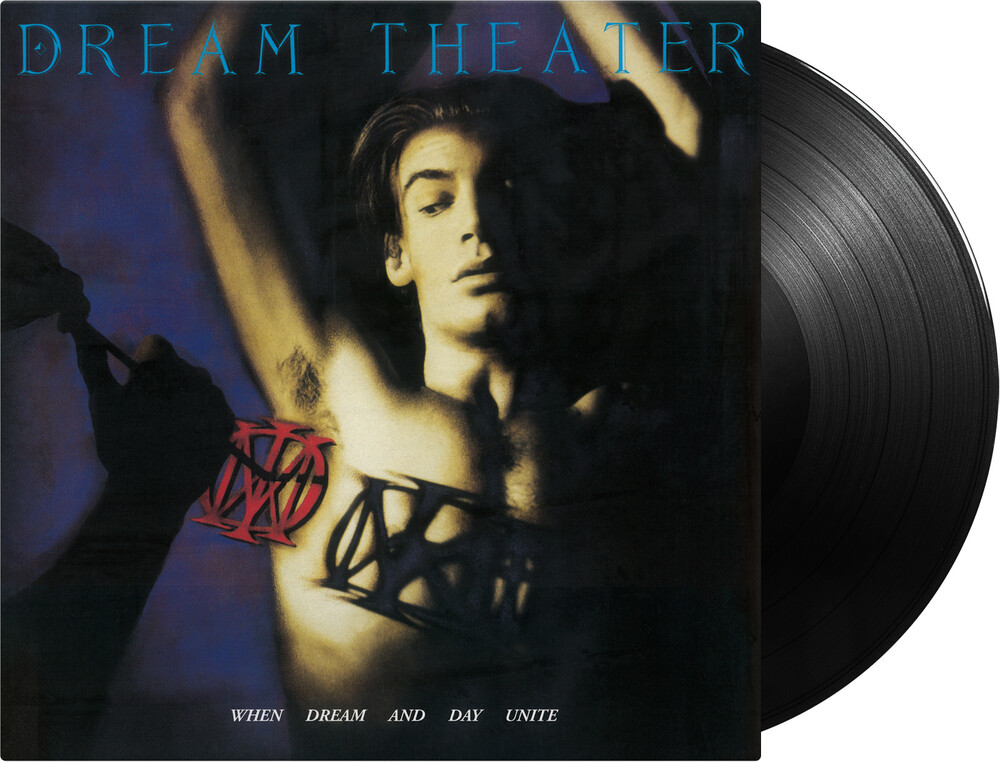 Dream Theater - When Dream & Day Unite [180-Gram Black Vinyl]
