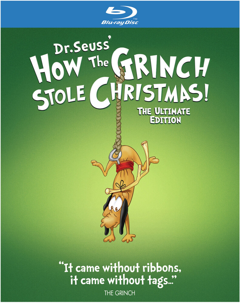 - How The Grinch Stole Christmas (2pc) / (Ult 2pk)