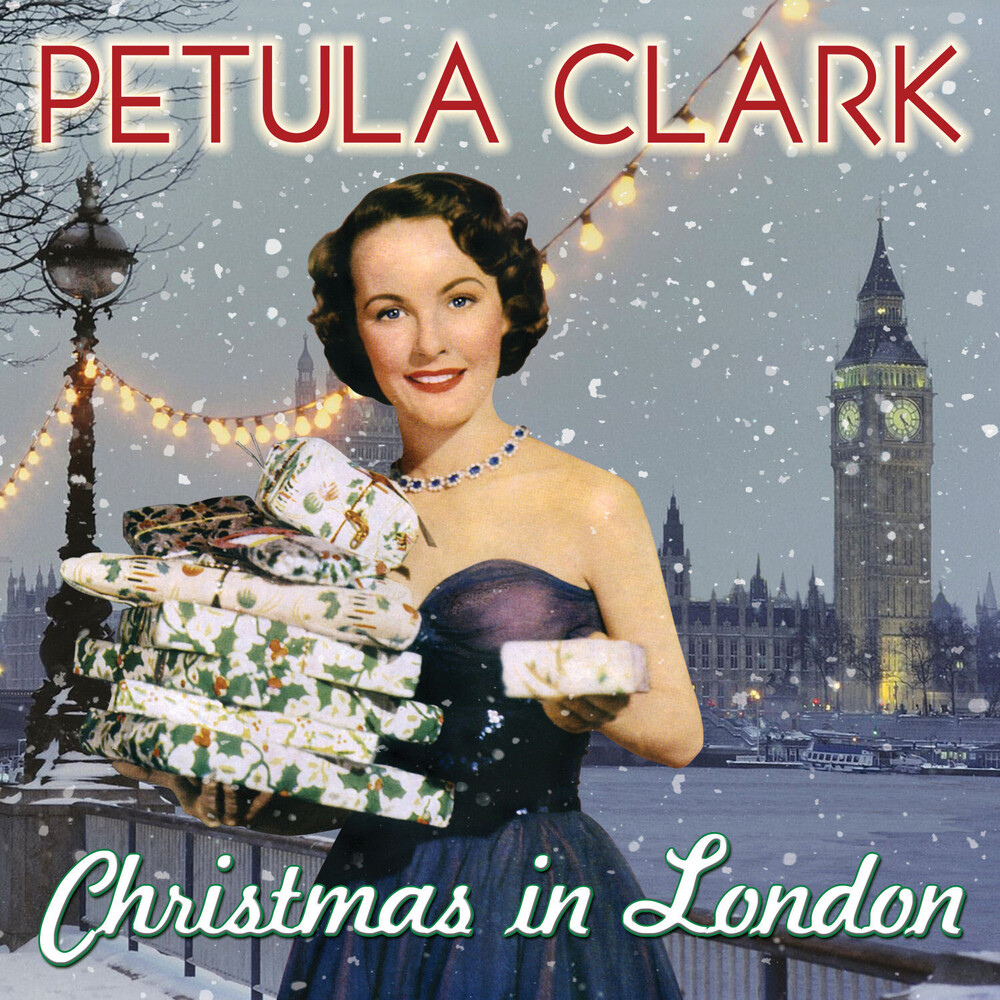 Petula Clark - Christmas In London (Uk)