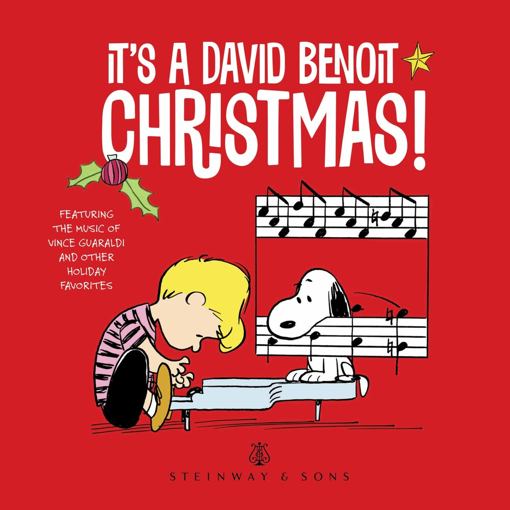 David Benoit - It's A David Benoit Christmas / Various