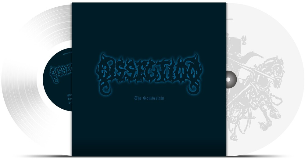 Dissection - Somberlain (Solid White Vinyl) (Wht)