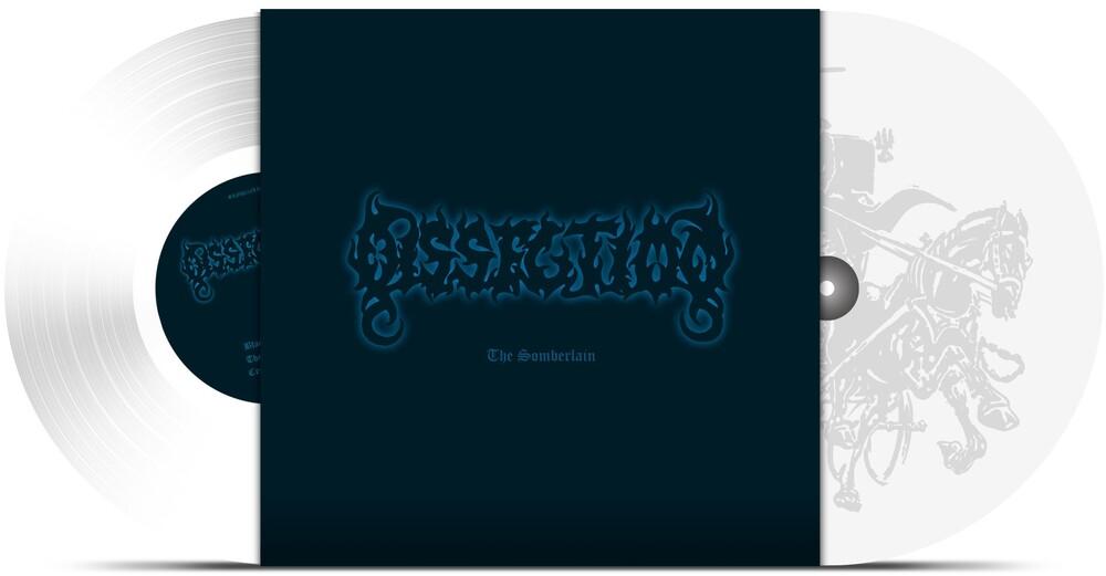 Dissection - Somberlain (Solid White Vinyl)