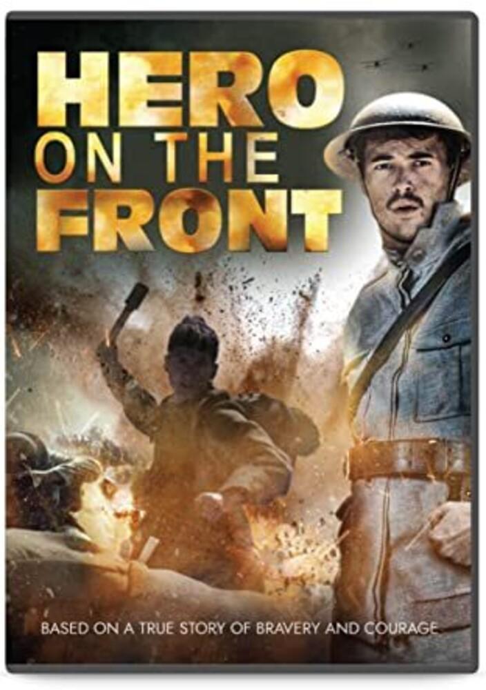 Hero on the Front DVD - Hero On The Front / (Sub Ws)