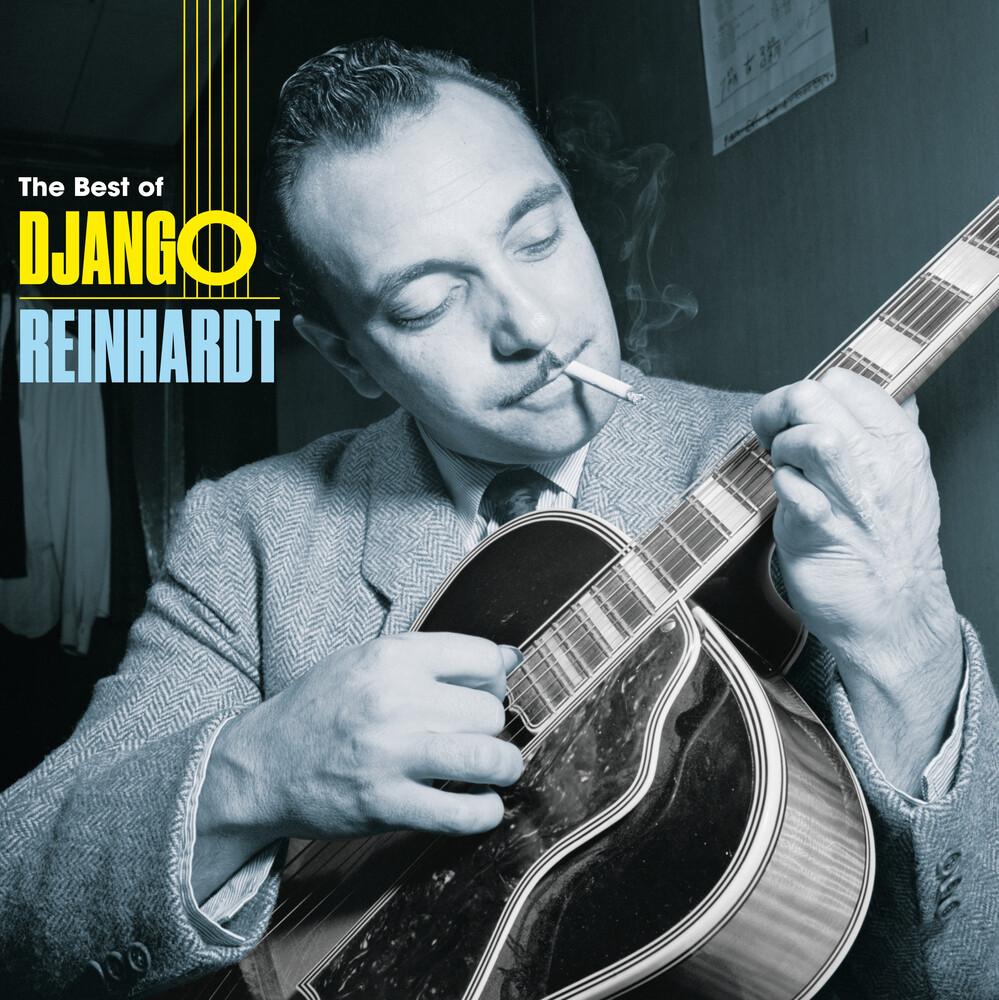Django Reinhardt - Best Of [180-Gram Orange Colored Vinyl With Bonus Track]