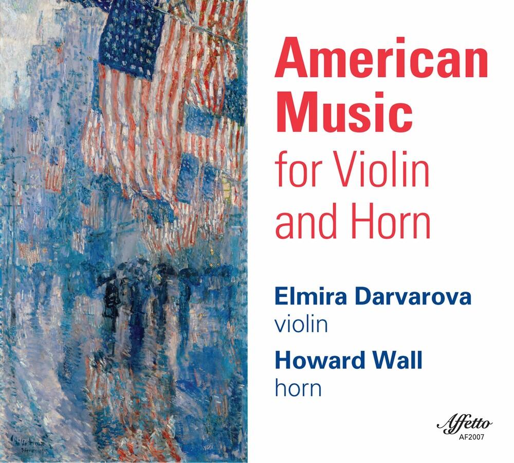 Elmira Darvarova - American Music