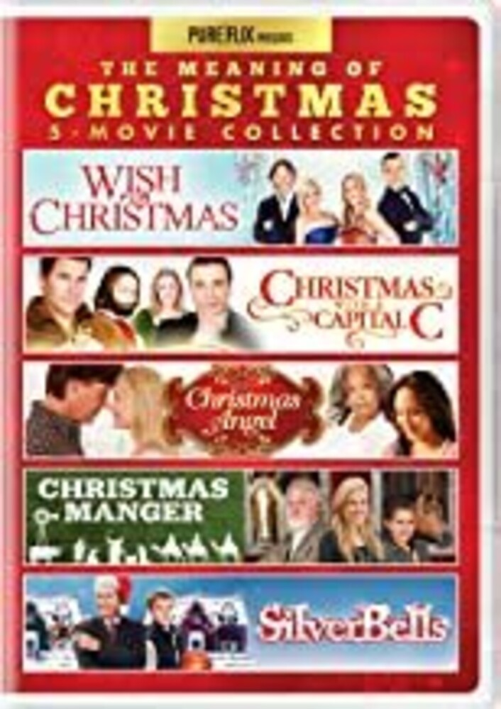 Meaning of Christmas 5-Movie Collection - Meaning Of Christmas 5-Movie Collection (5pc)