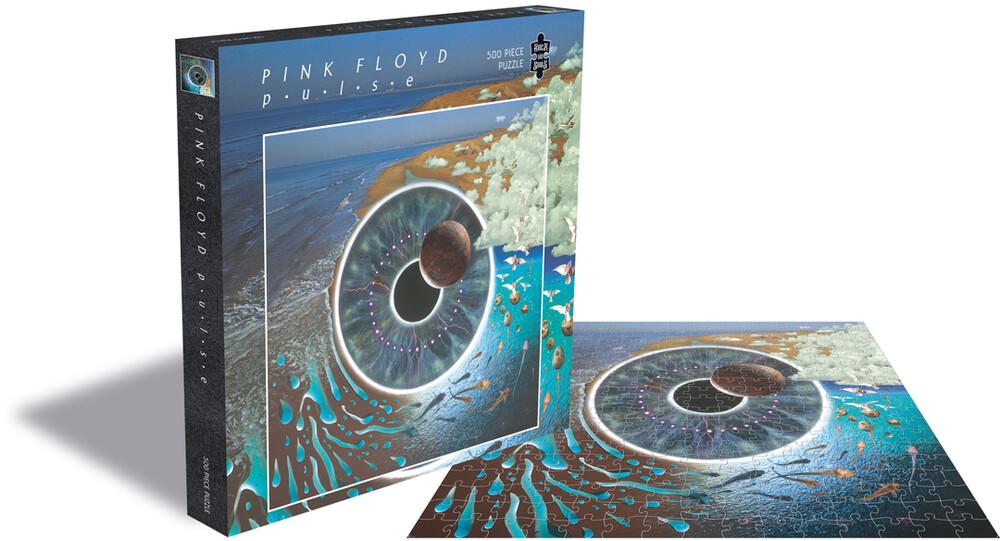 Pink Floyd - Pink Floyd Pulse (500 Piece Jigsaw Puzzle)