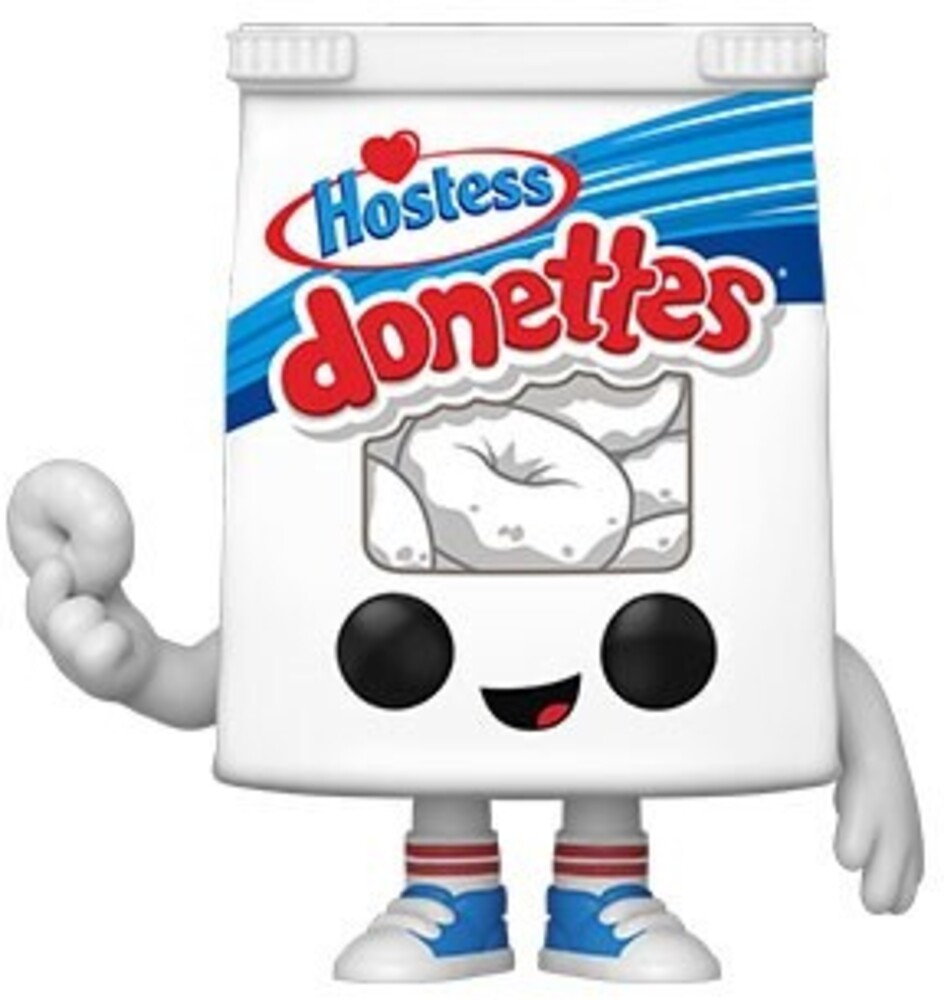 Funko Pop!: - FUNKO POP!: Hostess- Donettes
