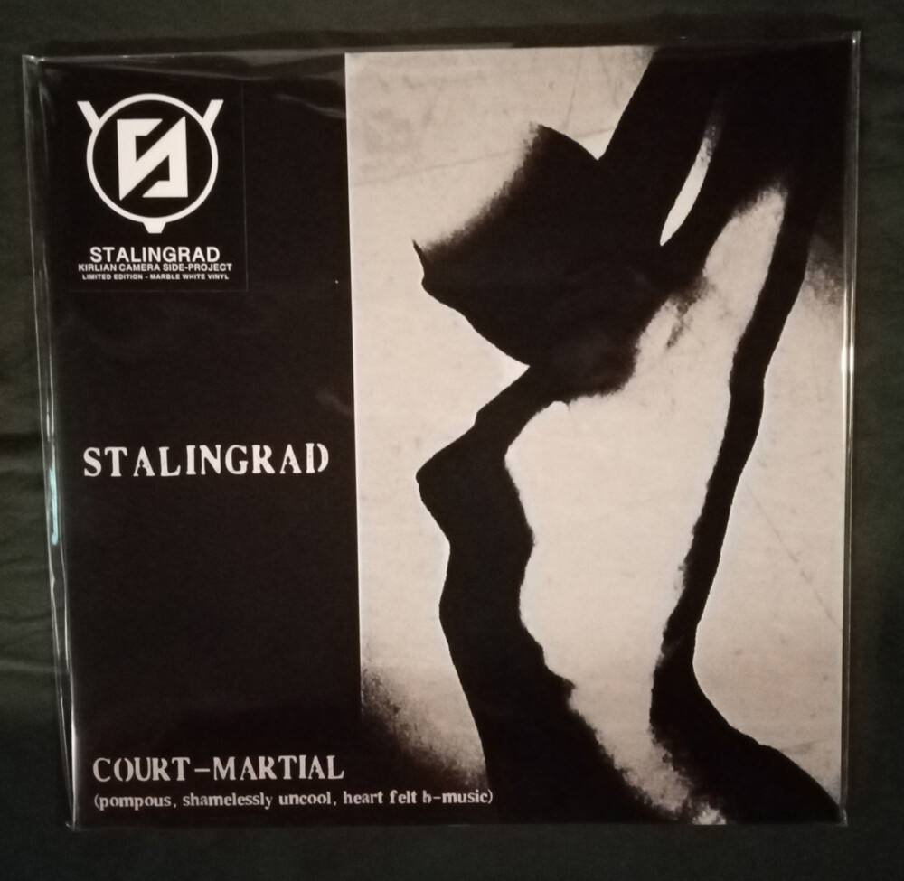 Stalingrad - Court Martial (marbled White)
