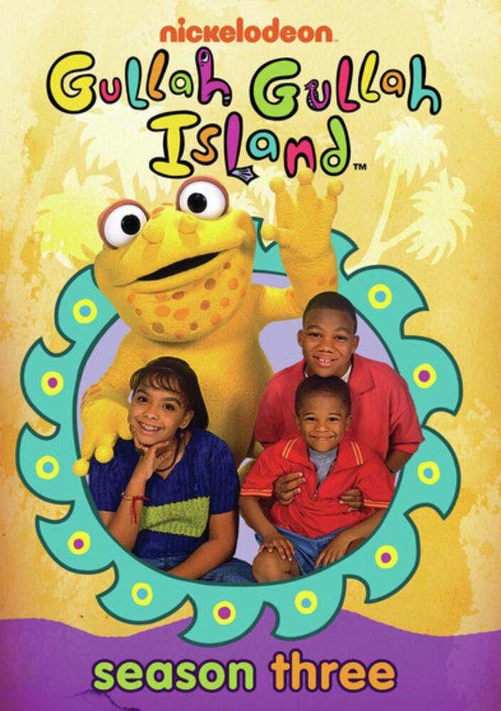- Gullah Gullah Island: Season 3 (2pc) / (Mod)