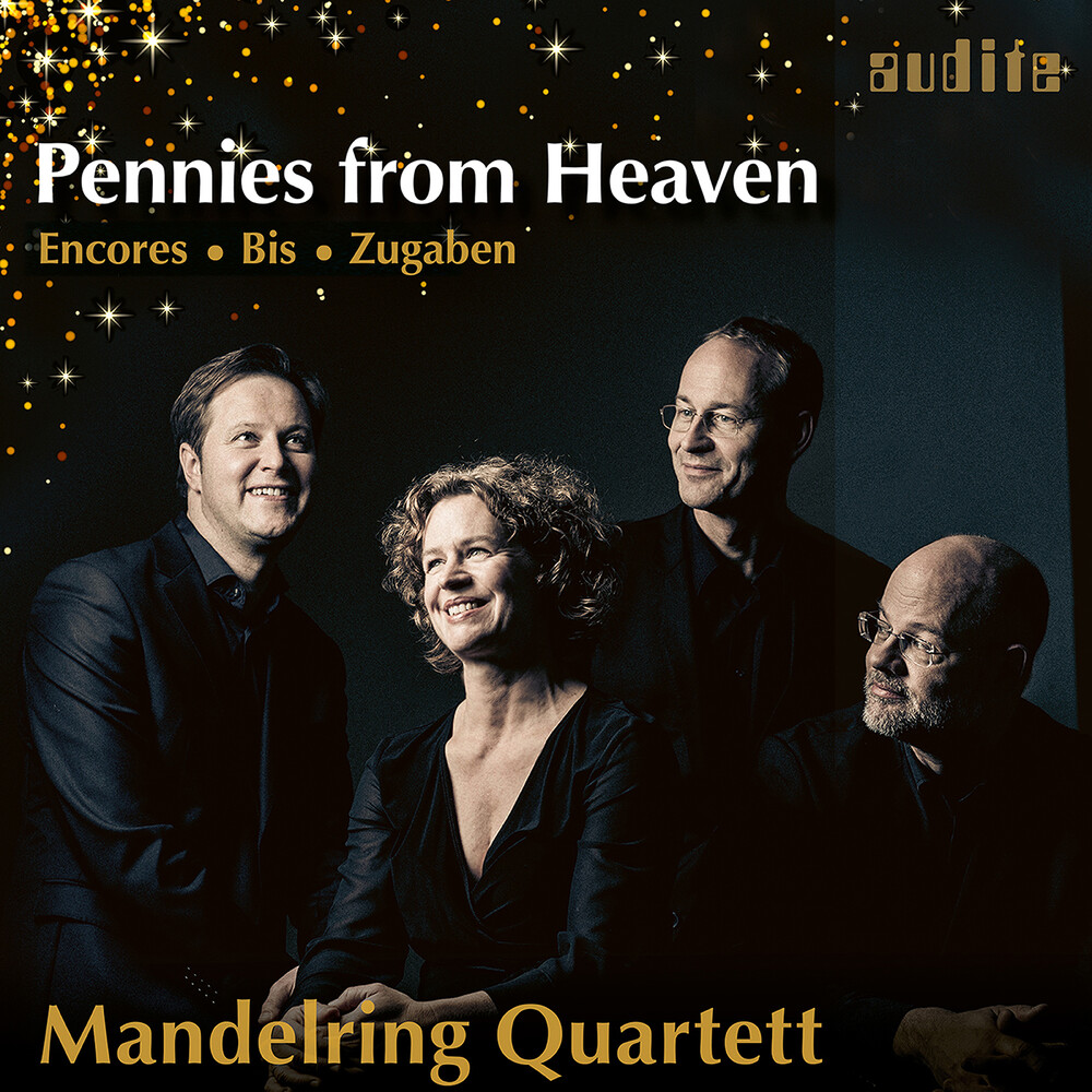 Mandelring Quartett - Pennies From Heaven / Various