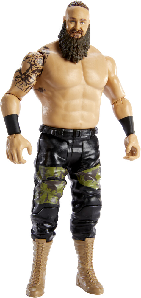 WWE - Mattel Collectible - WWE Top Pick Action Figure Braun Strowman