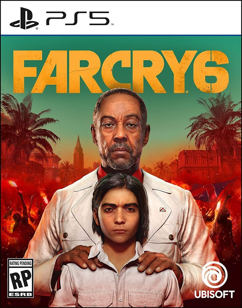 Ps5 Far Cry 6 Limited Ed - Far Cry 6 Limited Edition for PlayStation 5