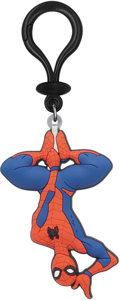 Spider-Man Soft Touch Pvc Bag Clip - Spider-Man Soft Touch PVC Bag Clip