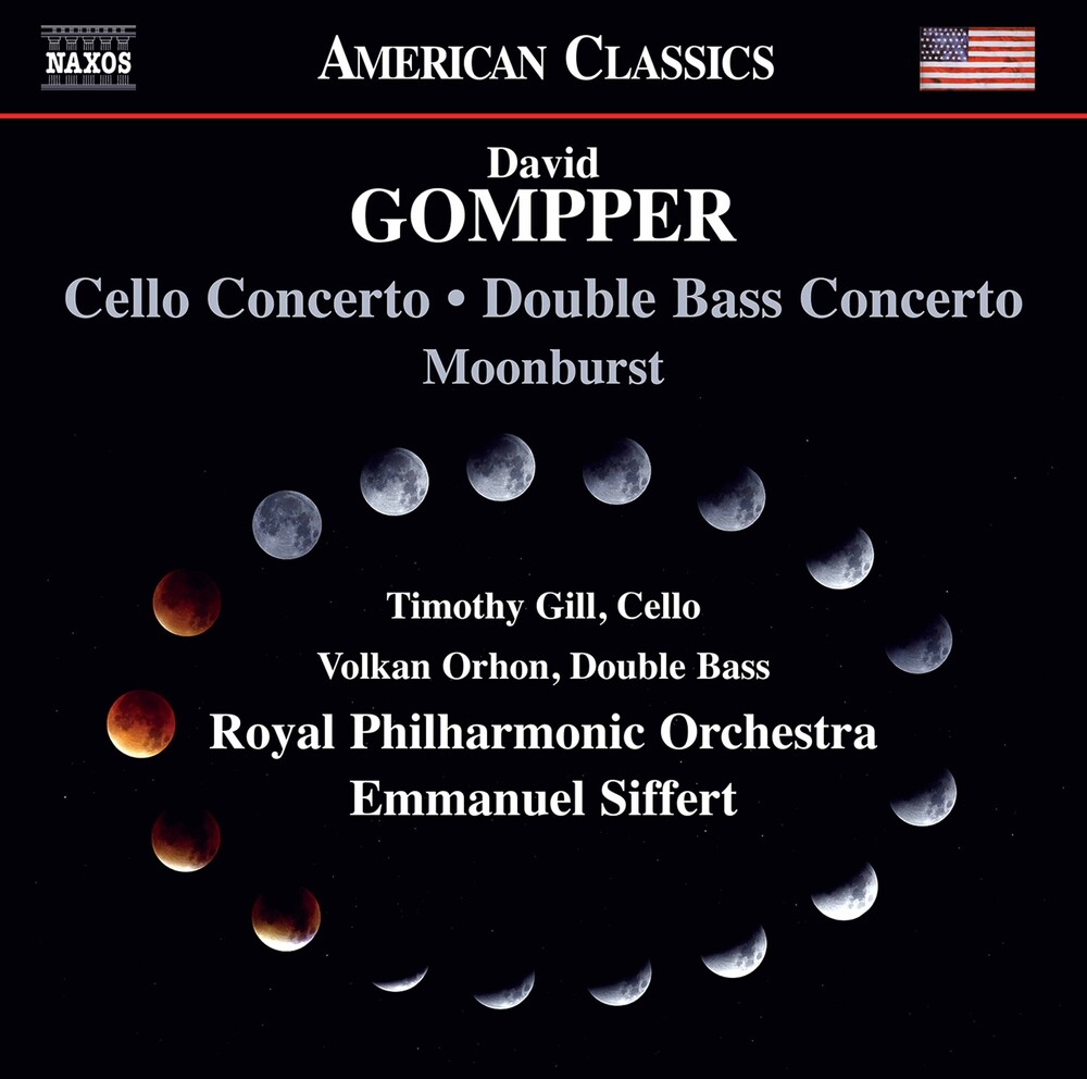 Gompper / Gill / Siffert - Cello Concerto