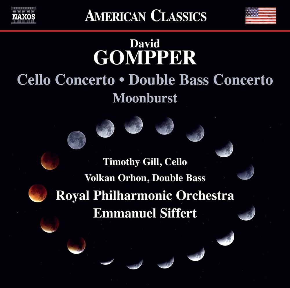 Gompper / Gill / Siffert - Cello Concerto