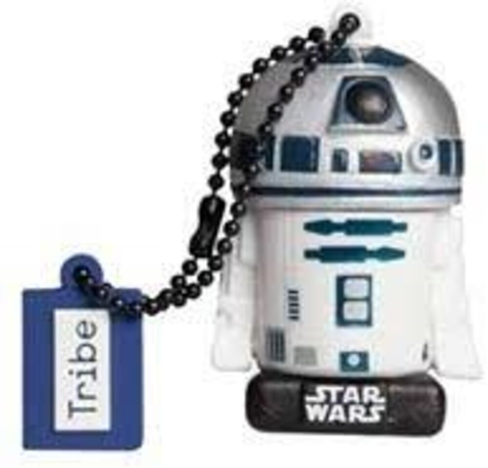 Tribe Star Wars R2D2 32 Gb Usb Drive - Tribe Star Wars R2D2 32 GB USB Flash Drive