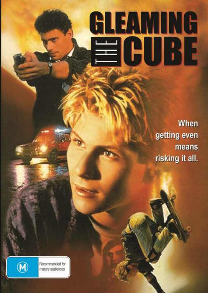 - Gleaming The Cube / (Aus Ntr0)