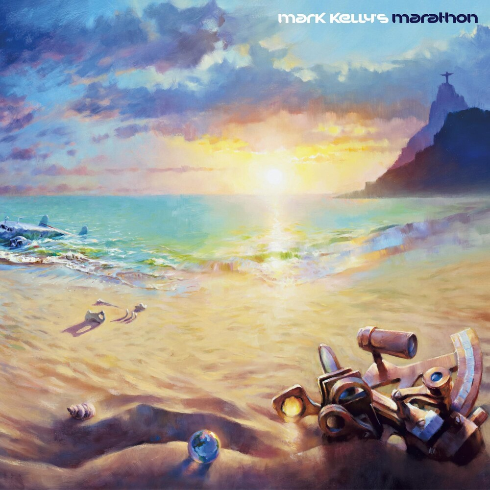 Marathon - Mark Kelly's Marathon (W/Dvd) [Limited Edition]