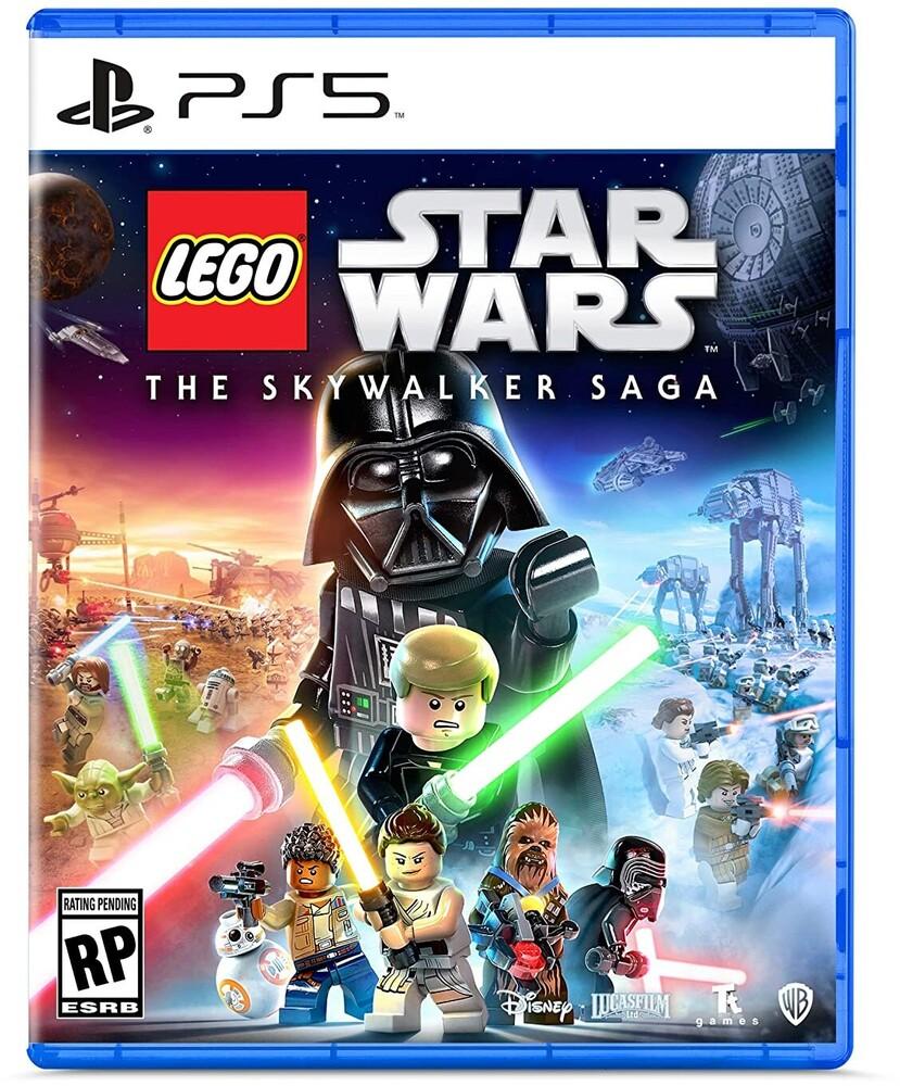 Ps5 Lego Star Wars: The Skywalker Saga - LEGO Star Wars: The Skywalker Saga for PlayStation 5