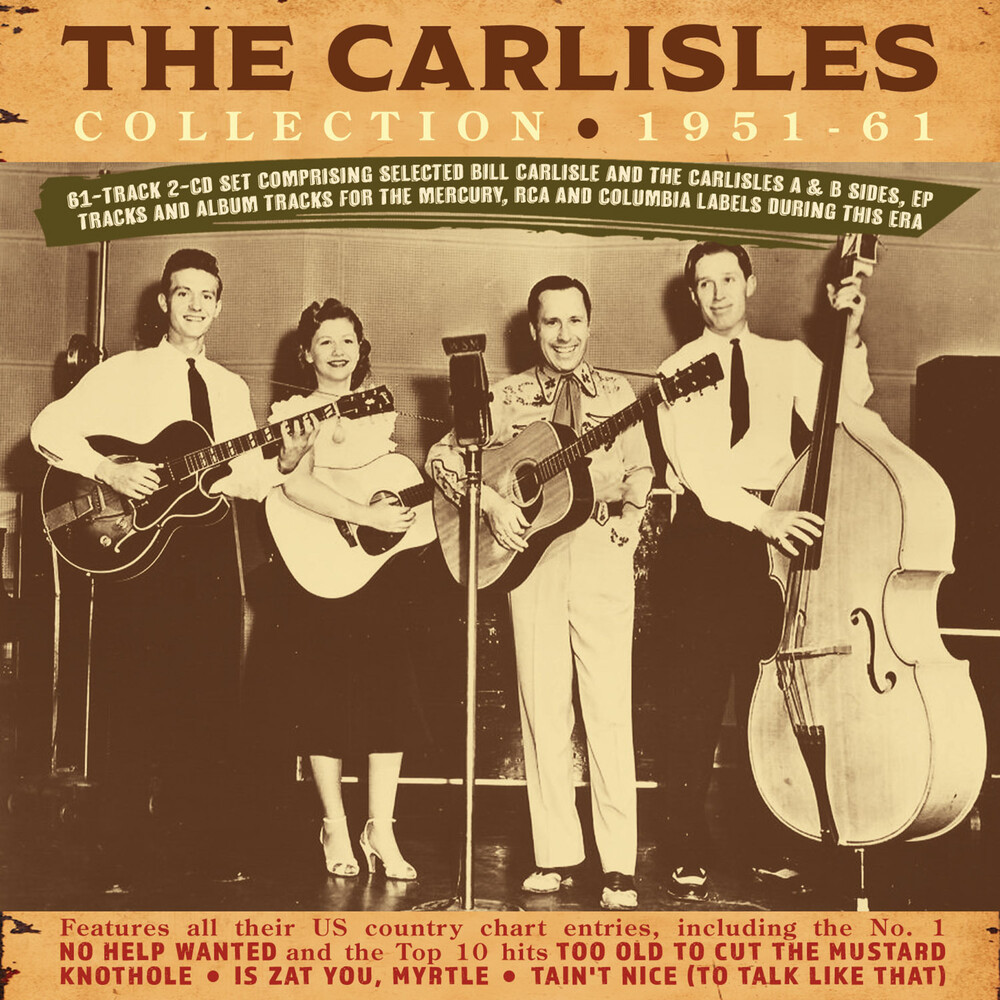 Carlisles - Carlisles Collection 1951-61