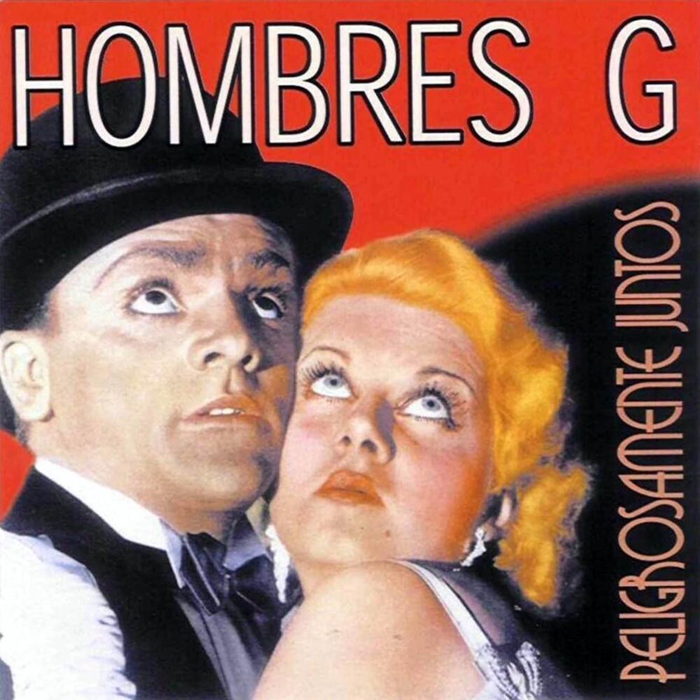 Hombres G - Peligrosamente Juntos (2LP+CD)