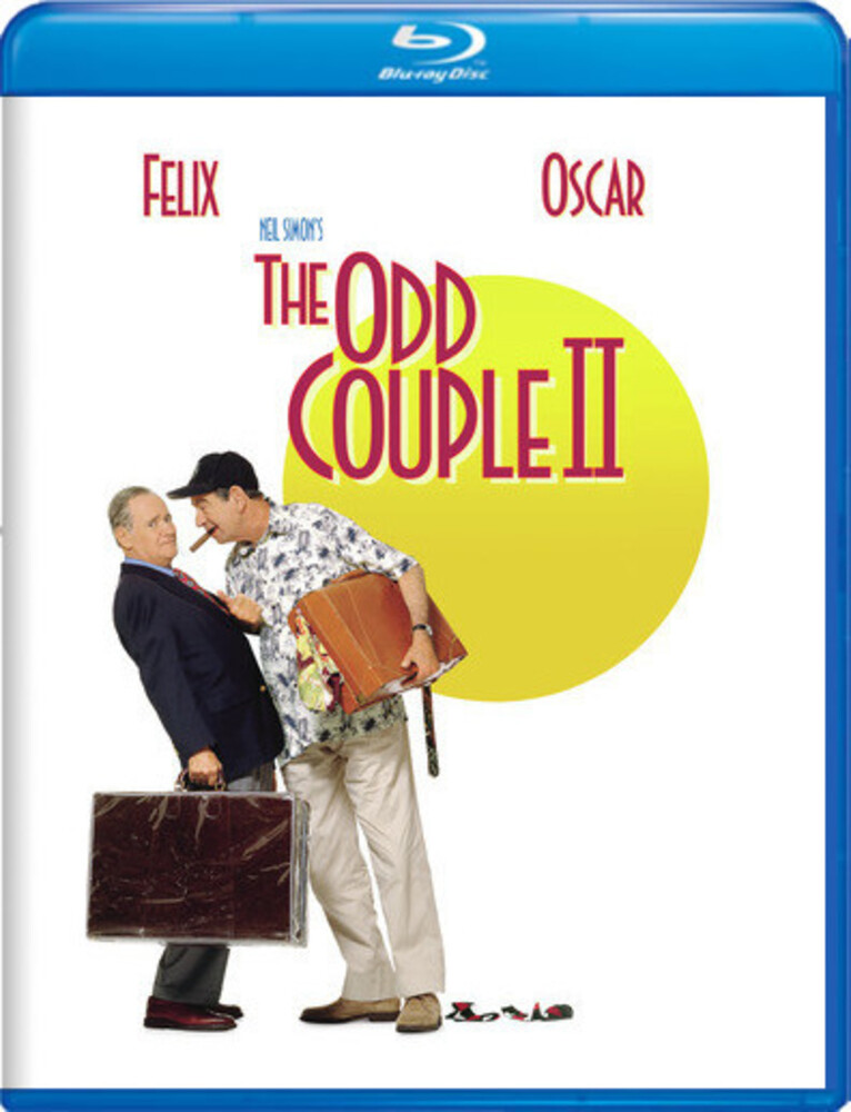 Odd Couple Part II - Odd Couple Part Ii / (Mod Ac3 Dts)