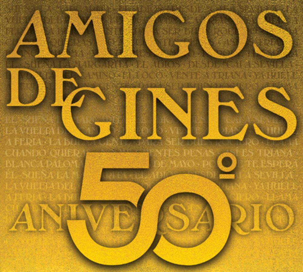 Amigos De Gines - 50 Aniversario CD