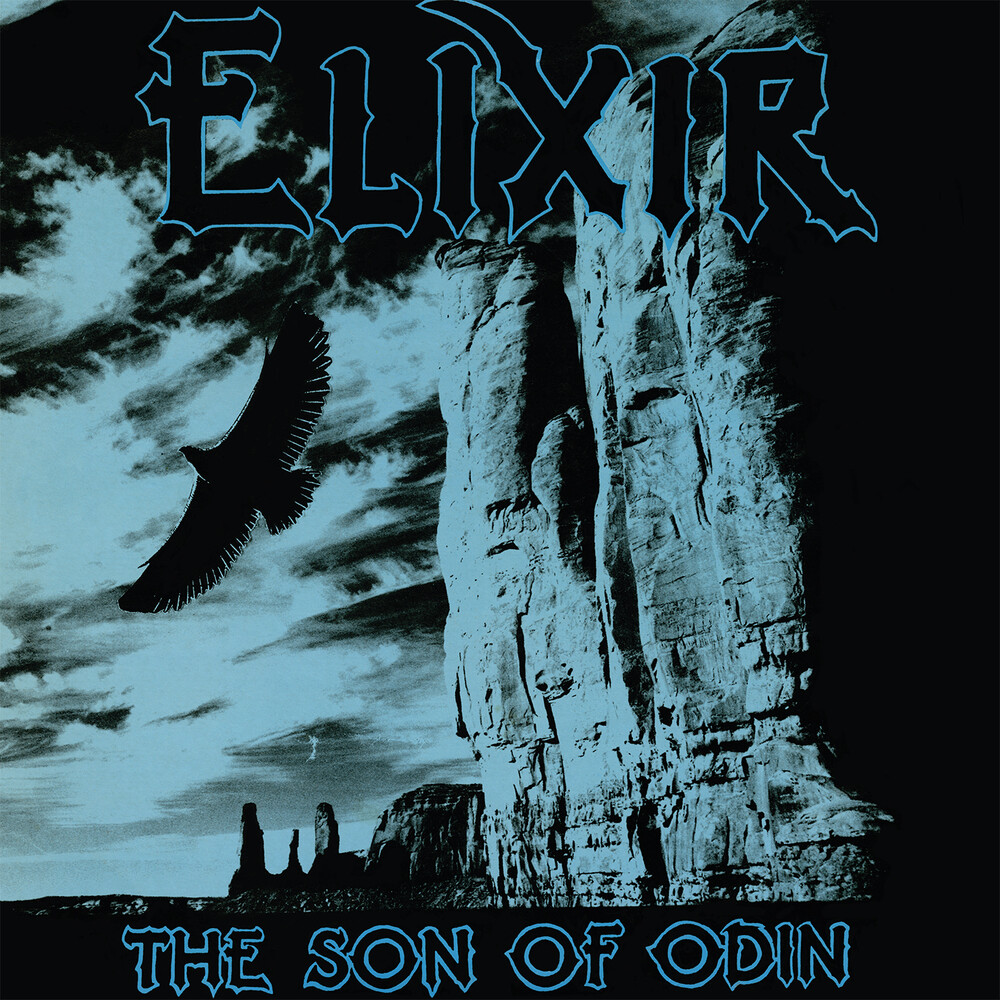 Elixir - Son Of Odin [Red Colored Vinyl]