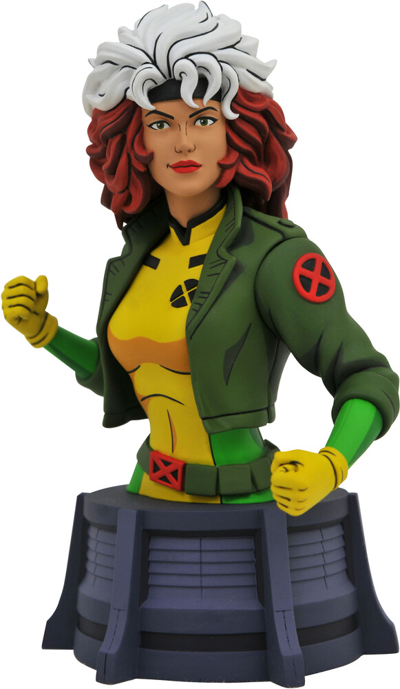 Diamond Select - Diamond Select - Marvel Animated X-Men Rogue Bust