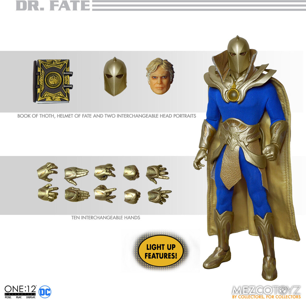 One:12 Collective Dr Fate - One:12 Collective Dr FateOne:12 Collective Dr Fate