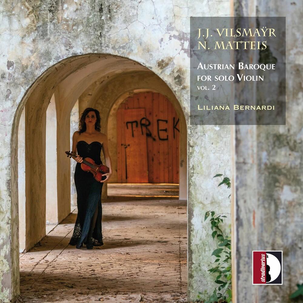 Matteis / Bernardi - Austrian Baroque 2