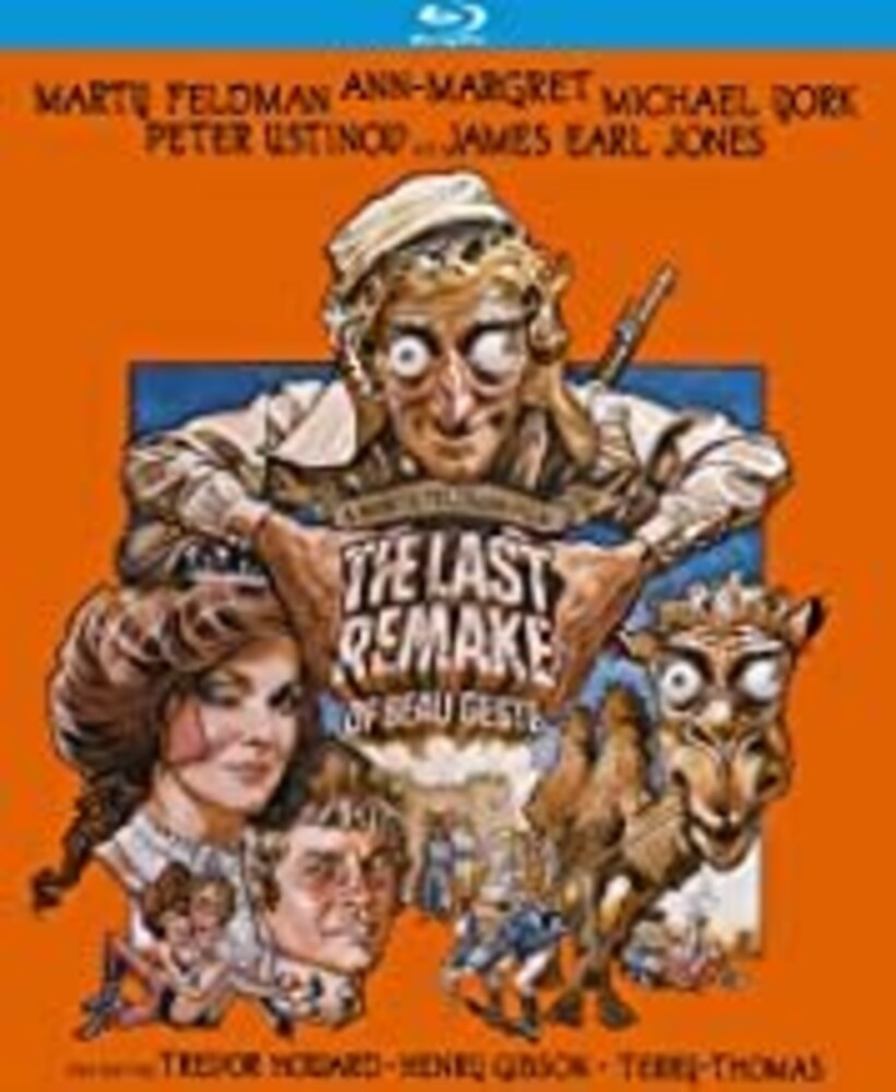 Last Remake of Beau Geste (1977) - The Last Remake of Beau Geste