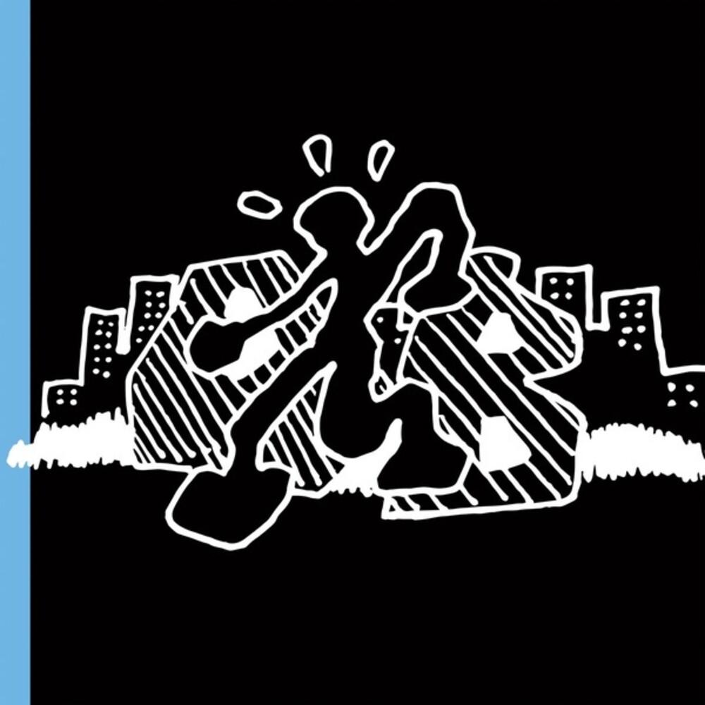 Oily Boys - Cro Memory Grin [Blue Marbled Color Vinyl]