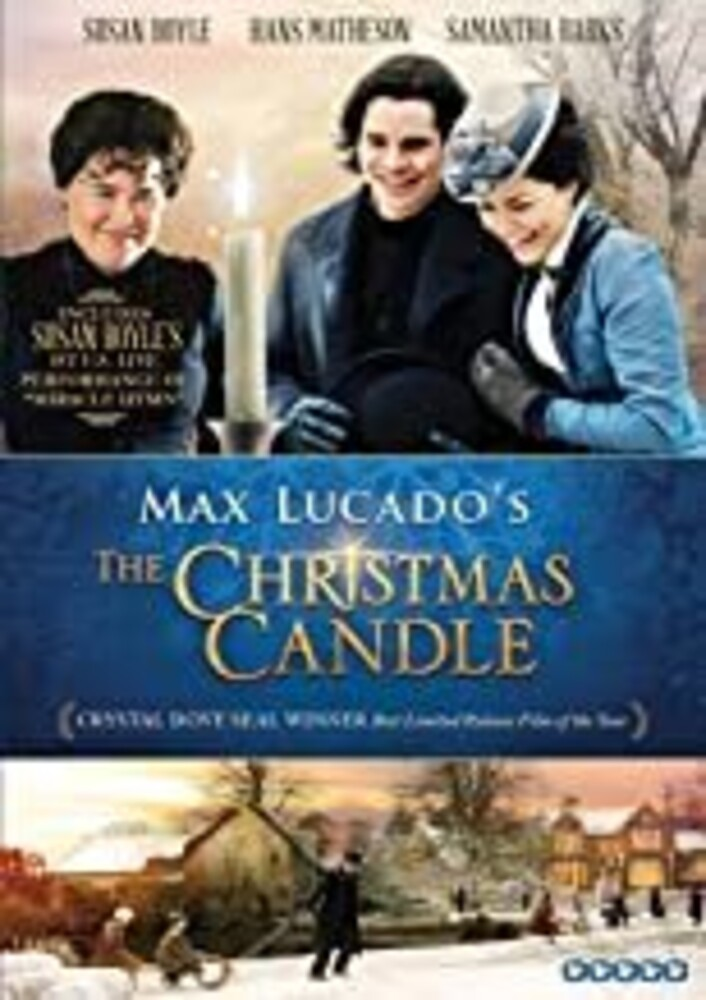 Christmas Candle - The Christmas Candle