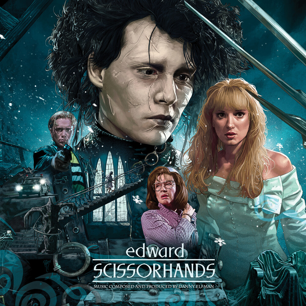 Danny Elfman  (Blue) - Edward Scissorhands (30th Anniversary Deluxe