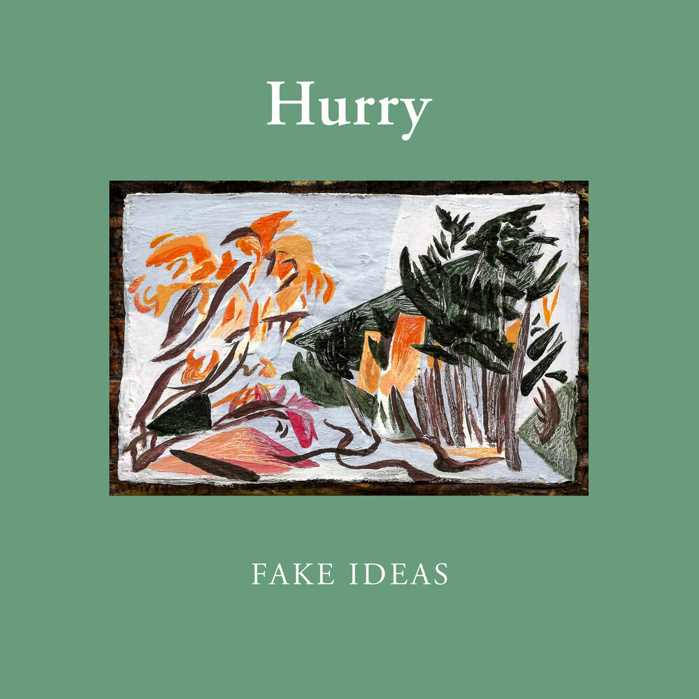 Hurry - Fake Ideas (Natural Vinyl) [Colored Vinyl]