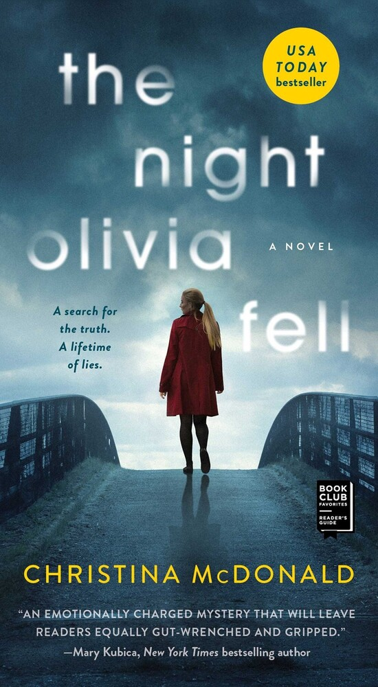 McDonald, Christina - The Night Olivia Fell: A Novel