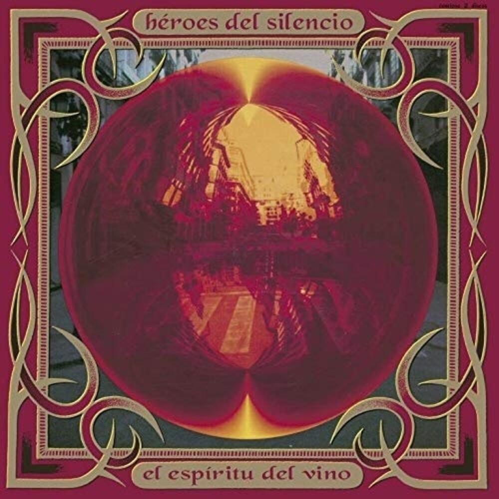 Heroes De Silencio - El Espiritu Del Vino (W/Cd) (Spa)