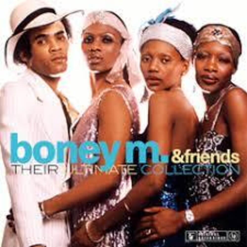 Boney M & Friends - Their Ultimate Collection